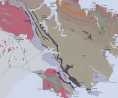 Illustrated field guide to the geology of Cap de Creus (2013), de Jordi Carreras et Elena Druguet.