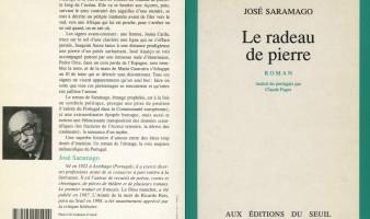Saramago, les Pyrénées et la tectonique des plaques…